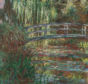 Claude Monet - The Water Lily Pond, 1900