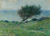 Claude Monet - Seacoast at Trouville, 1881