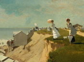 Winslow Homer - Long Branch, New Jersey, 1869