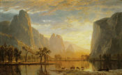 Albert Bierstadt - Valley of the Yosemite, 1864