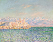 Claude Monet - Antibes, Afternoon Effect, 1888