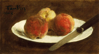 Henri Fantin-Latour - Oil on canvas, 1862